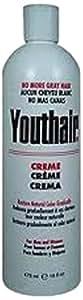 Clubman Youthair Creme, 16 Fluid Ounce