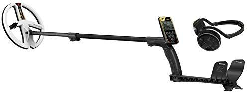 XP ORX Wireless Metal Detector with Back-lit Display + WSAudio Wireless Headphone + 9