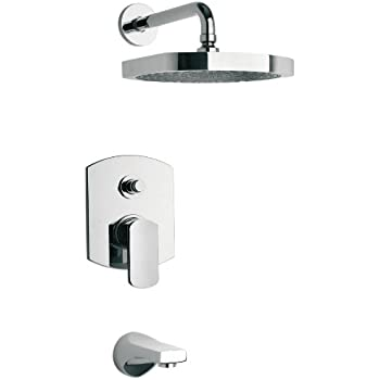 La Toscana 86pw690 Novello 3 4 Inch Thermostatic Shower