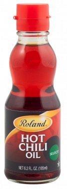 Hot Chili Oil - Roland: Hot Chili Oil 6.2 Oz (2 Pack)