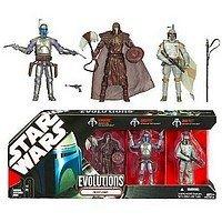 (Star Wars Evolutions 3 Pack: The Fett Legacy)