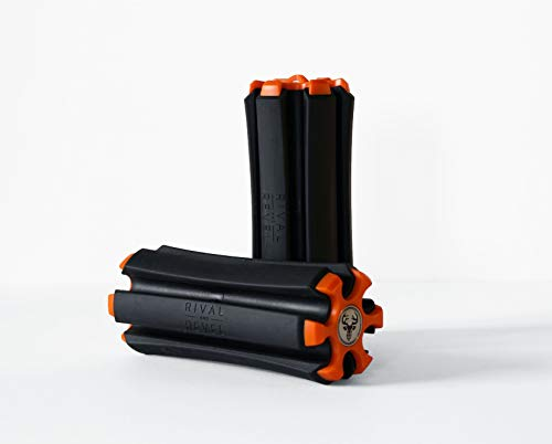 Rival and Revel Silo Golf Club Carrier, Black/Orange ()