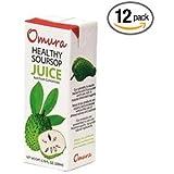 Soursop Graviola Guanabana juice 6.76 oz (pack of 12)