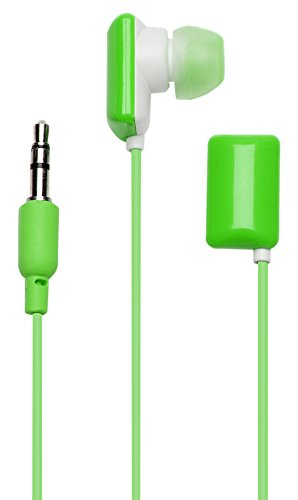 Juicys Comfort Earbuds Green Apple product image