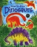 How to Draw Dinosaurs, Fiona Watt, 0794510566