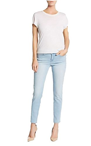 Calvin Klein Womens Fashion Ultimate Skinny Comfort Stretch Denim 5 Pocket Jeans (8x32, 927 Light (Calvin Klein 5 Pocket Jeans)
