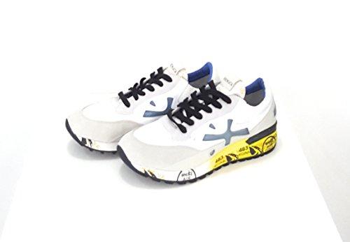PREMIATA , Herren Sneaker weiß Bianco