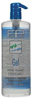 - New ForPlay Gel Long Lasting Personal Water-based Lubricant 32 Oz Bottle