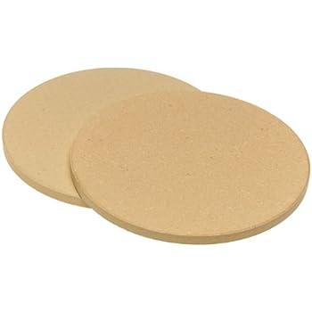Amazon Com Round Pizza Baking Stone 9 Quot Diameter Toaster