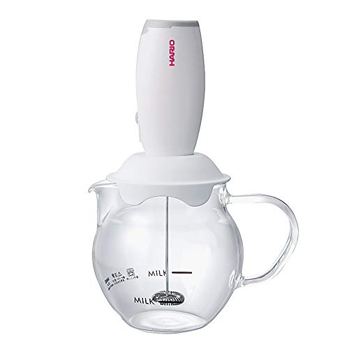 Hario Milk Frother (White) ()