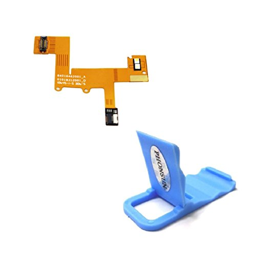 Flashlight Flex Cable for Motorola Moto X Pure Edition XT1575 and Moto X Style XT1570 + PHONSUN Portable Cellphone Holder