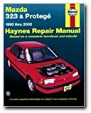 Haynes Repair Manuals Mazda 323 & Protege, 90-00 (Excludes information specific (61015)