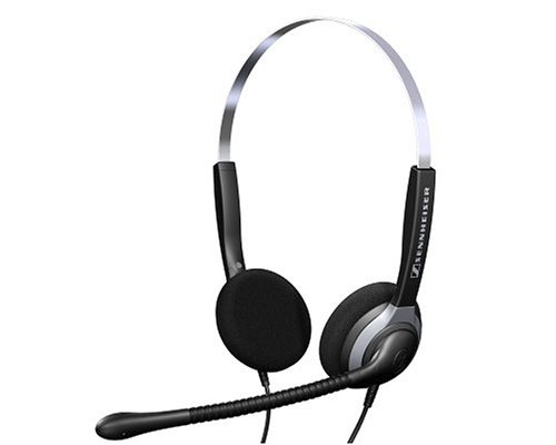 Sennheiser  SH250 Binaural Headset with (Encore Binaural Headset)