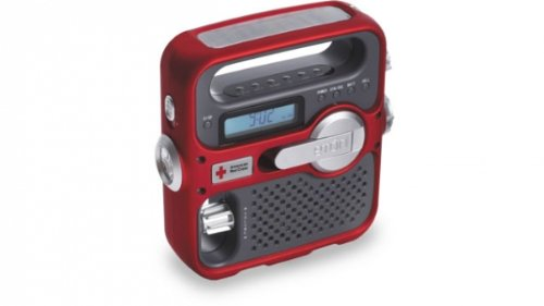 Eton USA ARCFR360WXR AM and FM Radio Light with Hand Crank
