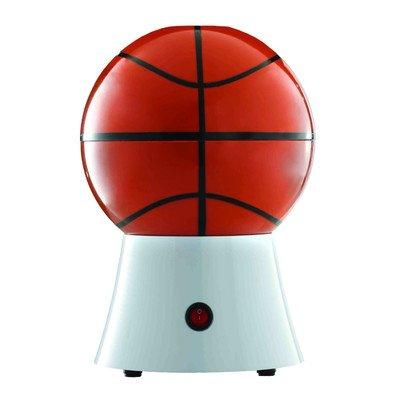 Brentwood PC-484 Appliances Basketball Popcorn Maker, Orange