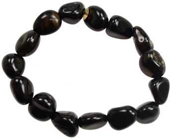 AzureGreen xAZxJBGBTO Black Tourmaline Bracelet