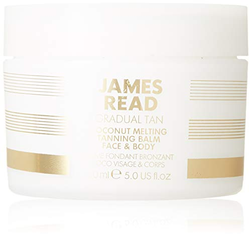James Read Coconut Melting Tanning Balm Face & Body, 5 fl.oz.