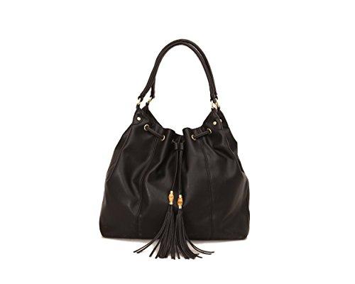 olivia-joy-womens-designer-handbags-autumn-faux-leather-drawstring-tote-shoulder-bag-with-tassels-bl