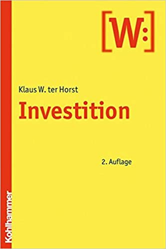 Investition (German Edition)