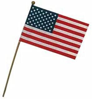 product image for Valley Forge Use8d 8 X 12 American Hand Held Flags Display Pack