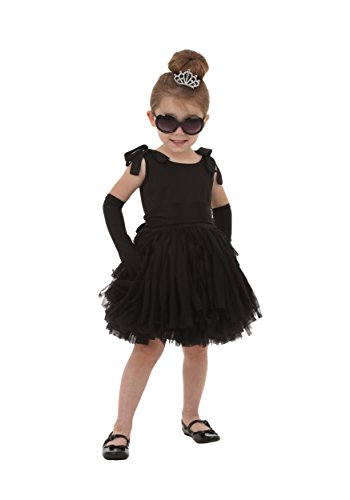 Toddler Breakfast at Tiffany's Holly Golightly Costume 2T