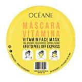 Mascara Facial Vitamina, Océane, Branco