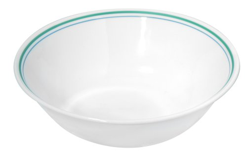 Cottage Salad Bowl - CORELLE Corelle livingware 1quart serving bowl country cottage, 10.4 Ounce