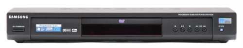 Samsung Av Receivers (Samsung DVD-P230 Progressive-Scan DVD Player, Black)