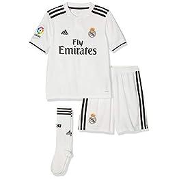 adidas Mini-Tenue Real Madrid à Domicile pour Enfant