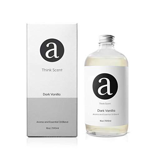 Dark Vanilla for Aroma Oil Scent Diffusers - 500 milliliter by AromaTech (Image #1)