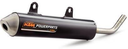 (NEW KTM 200 250 300 SX XC FMF EXHAUST SILENCER SA SPARK ARRESTED 2011-2012 U6910030)