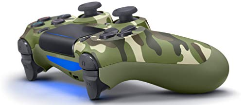 DualShock 4 Wireless Controller for PlayStation 4 - Green Camouflage 2