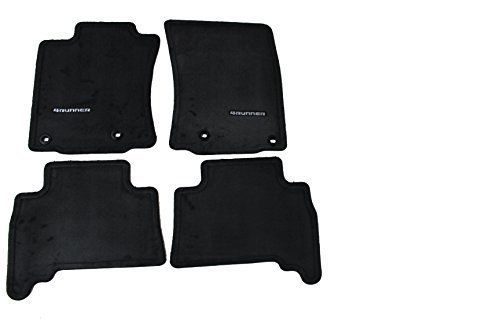 Genuine Toyota Accessories PT208-89130-20 Carpet Floor Mat for Select 4Runner Models by Toyota