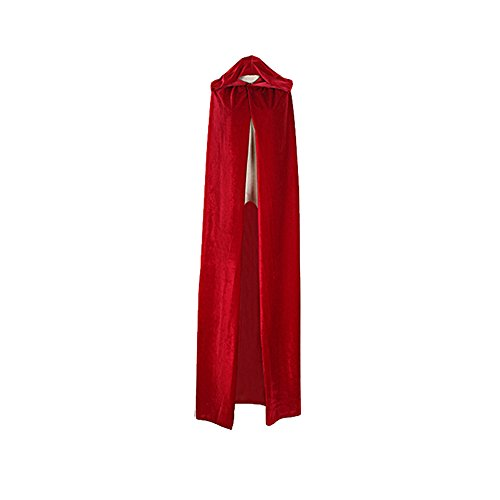 (Party Diy Decorations - Red Blue Halloween Cosplay Costume Party Cloak Cloth Witch Elf Kids Performance Props - Decorations Party Party Decorations Unicorn Tutu Witch Cape Artificial Rainbo)