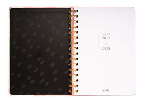 Agenda escolar 2019/2020 A5 12 meses Glitter: Amazon.es ...