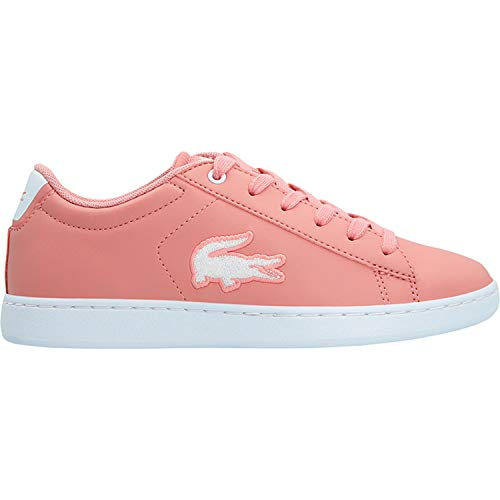 Lacoste 3 Synthetic Sneakers Youth Evo Pink white 418 Pink Carnaby RZrPqR