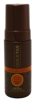 Body Drench Quick Tan Instant Self Tanner Bronzing Mousse - Medium/Dark 4.2oz (2 Pack) by Body Drench