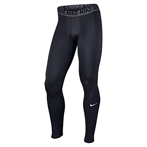 NIKE Men's Dri-Fit Base Layer Training Compression Warm Tights (Large)