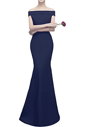 Ivydressing - Vestido - para mujer azul marino