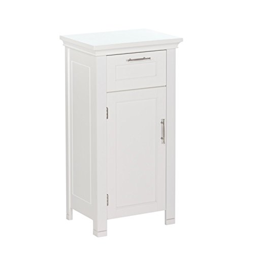 RiverRidge Home Somerset 2-Door Floor Cabinet, White