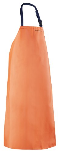 Grundens Herk Apron - Orange - One size fits all Fishing Apron
