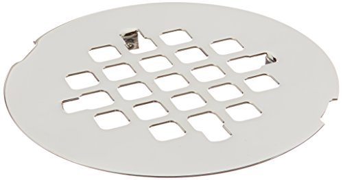Brasstech 236/26 Casper Shower Drain, Polished Chrome by BrassTech