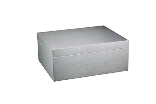 Adorini Humidor Aluminium Medium - Deluxe