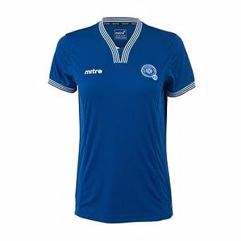 c1399c79810 Amazon.com  Women s Mitre El Salvador 2016 Home Jersey(L)  Clothing