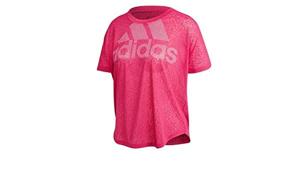 adidas Magic Logo Camiseta Deporte Mujer: Amazon.es: Ropa