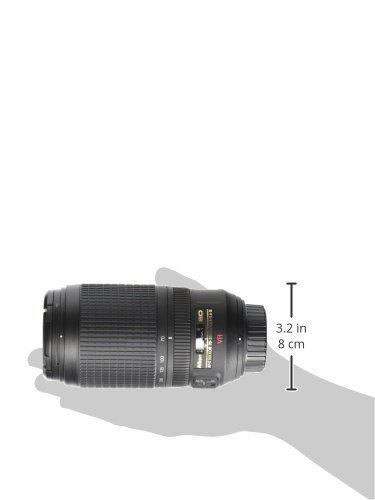 Nikon 70-300 mm f/4.5-5.6 G AF-S VR IF-ED Telephoto Zoom Lens for Nikon DSLR Camera