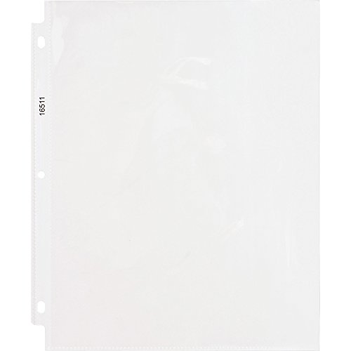 (Business Source Top Loading Sheet Protector - Box of 50)