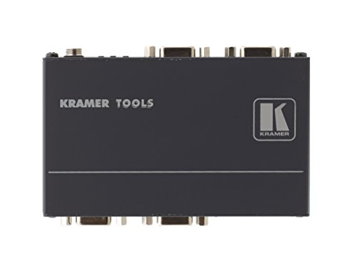 (Kramer Electronics VP-300K 1:3 Computer Graphics Video Distribution Amplifier, UXGA 15-pin HD Splitter)