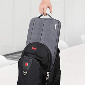 Chromebook 14//15 con Asa y Bolsillos Laterales, Impermeable con Interior Suave Rojo Voova 15 15.6 14 Pulgadas Funda para Port/átil Compatible con MacBook Pro,Surface Laptop 3 15,XPS 15