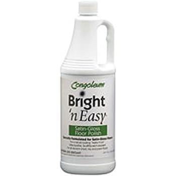 Amazon Com Congoleum Bright N Easy Satin Gloss Floor